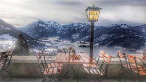 Blick von der Schliersbergalm