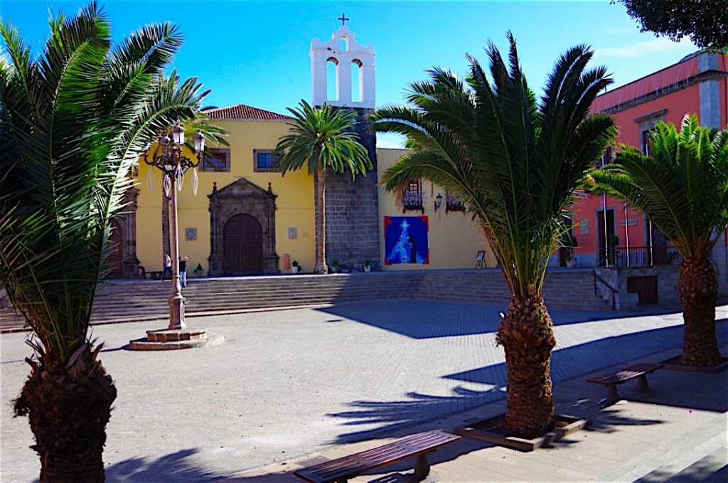 Kirche in Garachico